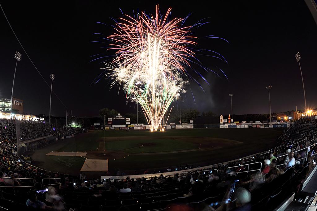 Fireworks Post Header
